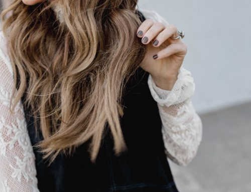How Great Hair Can Make Any Outfit (Plus, a Free People Outfit! #DKWFashion)