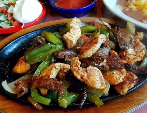 My Favorite Mexican Food Spots