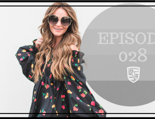 Big Money Stylist Podcast Episode #28: Clearing Space