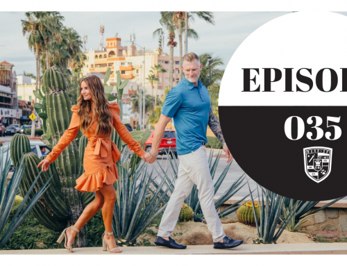 Date Your Wife Podcast Episode #35: The Strength of Vulnerability