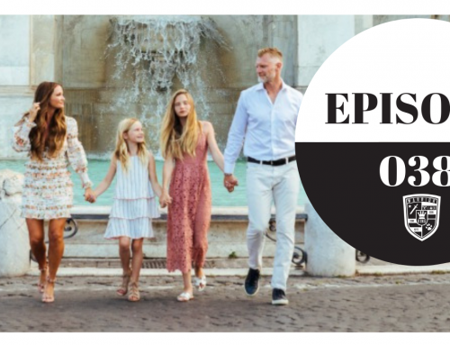 Date Your Wife Podcast Episode #38: Go In With Love